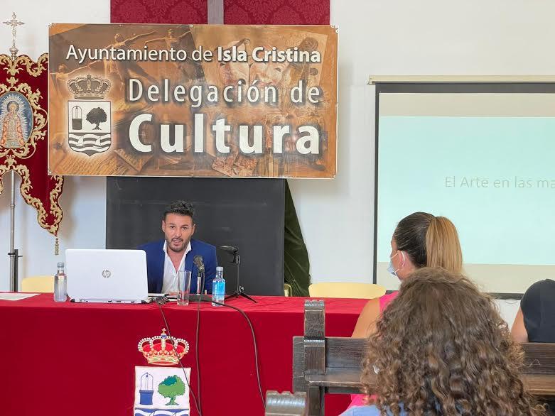 Arranca el Ciclo 'Martes Culturales' en Isla Cristina
