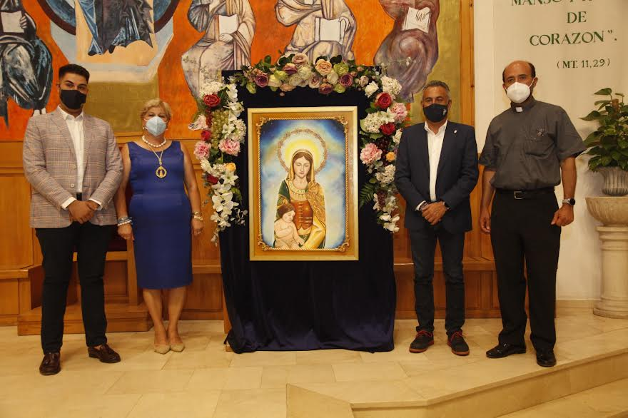 Presentado el cartel de las Fiestas en Honor a la Virgen del Mar