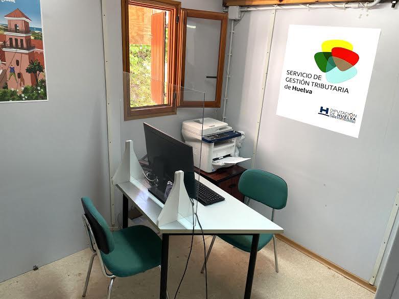 Oficina de Gestión Tributaria en Islantilla