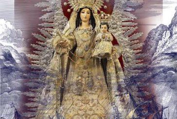 Presentdo el Cartel de las Fiestas de la Virgen del Rosario, Patrona de Isla Cristina