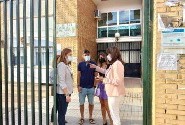 El Ayuntamiento valora los centros escolares tras le paso de la Dana por la localidad