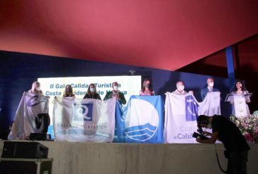II Gala de la Calidad Turística de la Costa Occidental de Huelva