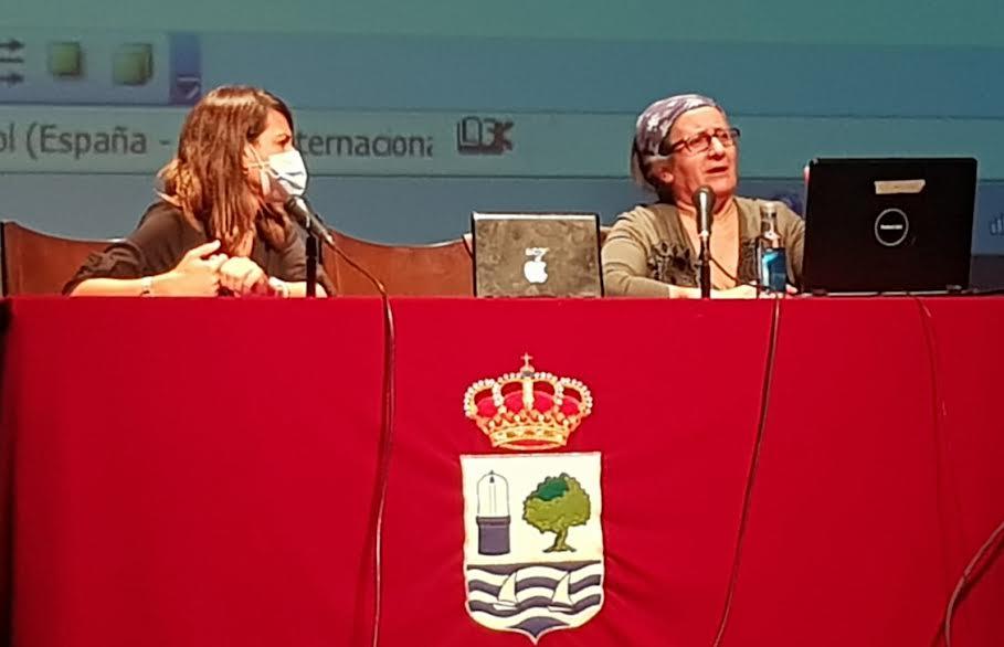 El Canton de Cartagena centra la ponencia de Isabel de la Cruz Gallego Soler en las Jornadas Académicas sobre Roque Barcia