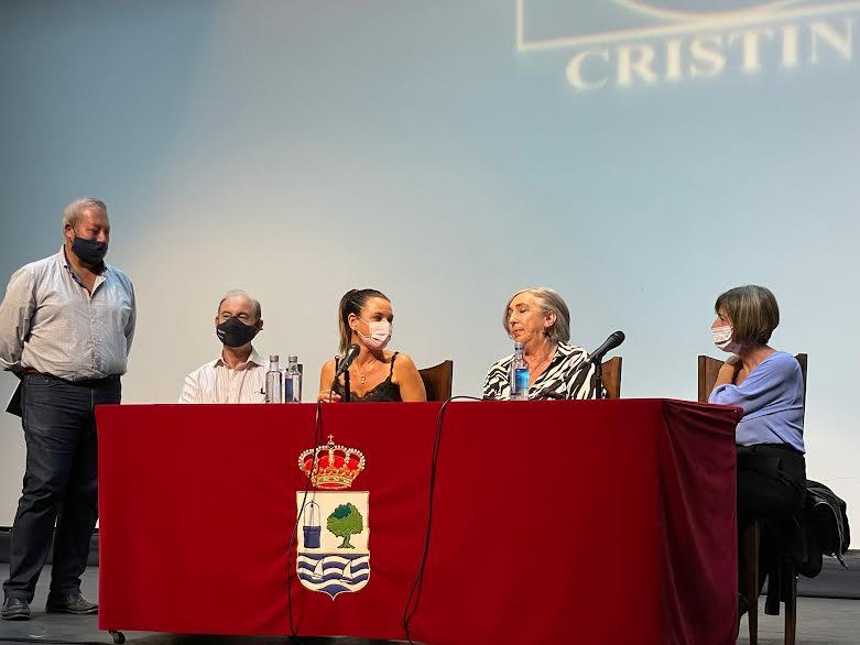 Pepa Rubio, nieta del fundador del Periódico isleño La Higuerita presenta un libro biográfico sobre su abuelo