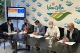 Firma para el proyecto de mejora y eficiencia energética del alumbrado público de Islantilla
